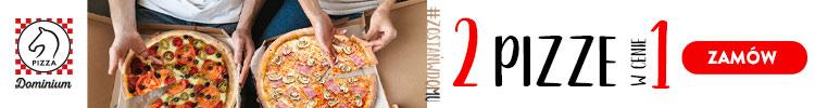 Dominim Pizza 2 w cenie 1
